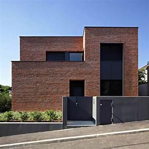 Modern Brick Houses