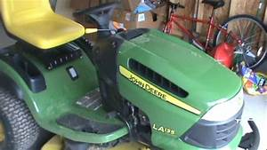 My New John Deere La135 Special Edition For The New House