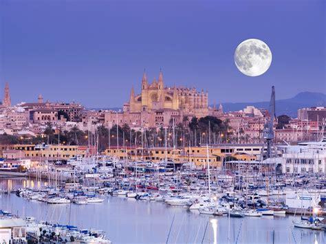 spain mallorca coastal palma towns most majorca spanish town places moon amazing cathedral famous visit beach seaside beaches beauty cntraveler