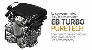 Moteur Puretech Chaine Ou Courroie : moteur essence peugeot eb turbo puretech eb 1 2 thp f line ~ Medecine-chirurgie-esthetiques.com Avis de Voitures
