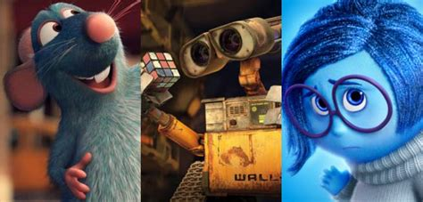 No Ratatouille, Wall-e, Or Inside Out Sequels Planned