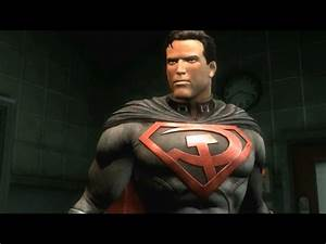 Image - Red Son Superman.jpg | Injustice:Gods Among Us ...