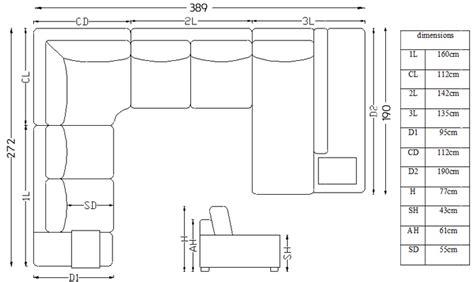 profondeur canapé canapé d 39 angle fritsch panoramique en tissu avec éclairage