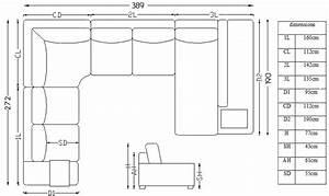 Canape d39angle fritsch panoramique en tissu avec eclairage for Tapis de course avec dimension d un canapé d angle