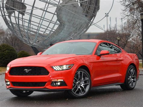 2015 Ford Mustang Ecoboost And Gt Pricing Details Leaked