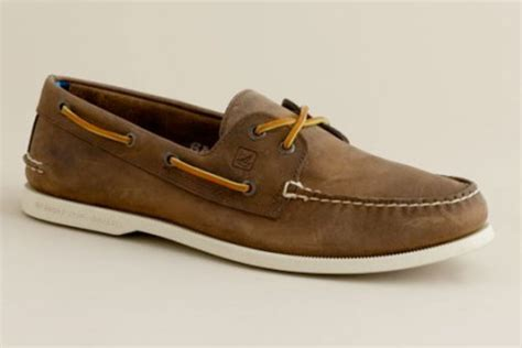 J Crew Boat Shoes by Sperry Topsiders X J Crew Boat Shoes Highsnobiety