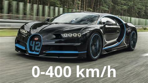 bugatti chiron 0 400 bugatti chiron 0 400 km h acceleration