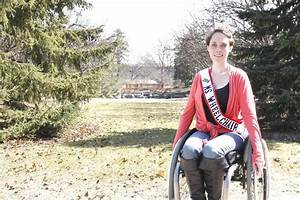 Ms. Wheelchair Illinois to focus on public education ...