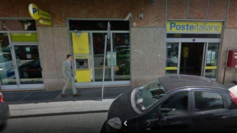 ufficio postale beinasco rapina l ufficio postale esce col bottino ma viene
