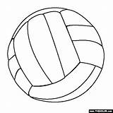 Volleyball Coloring Pages Sheets Printable Colouring Beach Thecolor Craft Results Activities sketch template