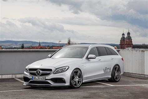 Is 700hp Enough Mercedes Amg C63 Estate Turned Into A