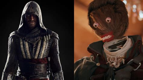 Perfect for an assassin's creed film. 8 Things You Won't See in the Assassin's Creed Movie That Were in the Games - Mandatory