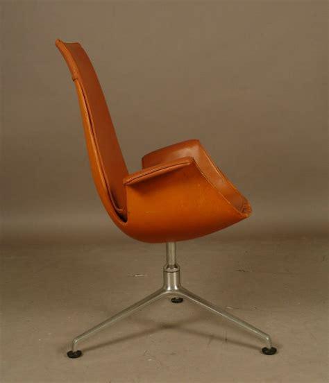 chaise de bureau antique chaise fauteuil de bureau design scandinave vintage de fabricuis kastholm design