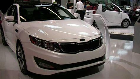 Kia Optima Sx T Gdi by 2012 Kia Optima Sx T Gdi Exterior And Interior At 2012