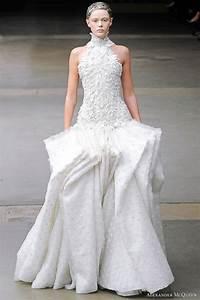 alexander mcqueen fall winter 2011 collection wedding With sarah burton wedding dresses