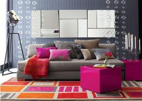 HD wallpapers salas decoradas com vermelho e cinza