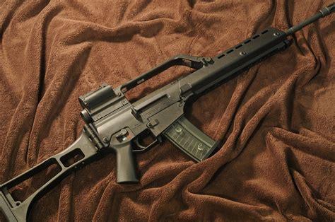 kind   hk  rifle  firearm blog