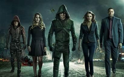 Arrow Season Wallpapers Cast Tv Series Team