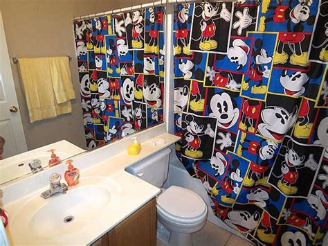 Mickey Mouse Bathroom Decor Canada by 1000 Images About Disney Bathroom Ideas On