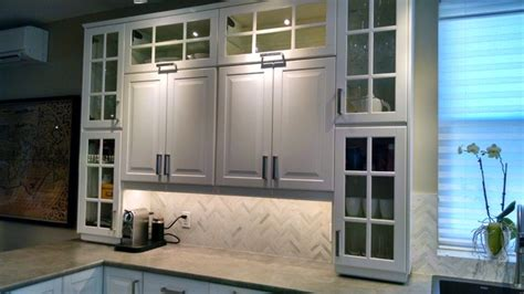 Organizing Kitchen Cabinets Ideas - ikea kitchen bodbyn off white traditional kitchen toronto by bml ikea kitchen installers