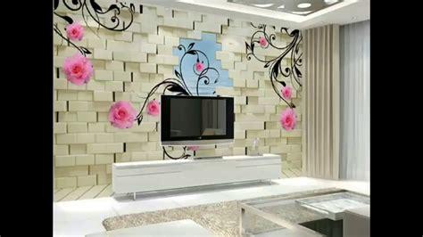 landscape wallpaper tv units wallpaper design youtube