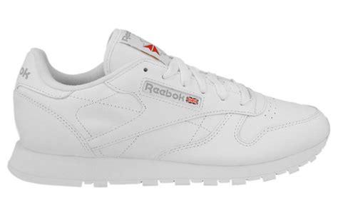 damen schuhe sneaker reebok classic leather 2232 weiβ preis shop sneakerstudio de