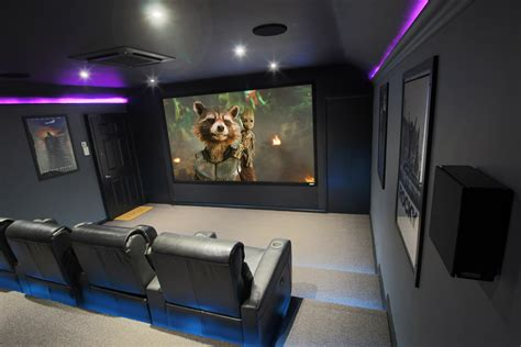 'Hidden' Home Cinema Room Essex Rayleigh Hi Fi Sound