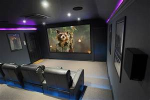 U0026 39 Hidden U0026 39  Home Cinema Room  Essex - Rayleigh Hi Fi