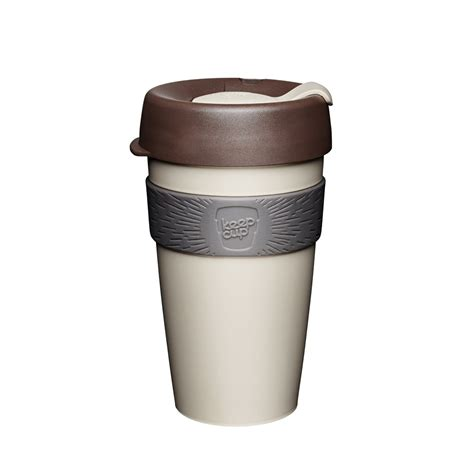 As such, many people are turning to reusable coffee cups that are more environmentally friendly and useful. Keepcup - Reusable coffee cup Natural (16oz) - Tchibo ...