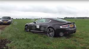 Dbs Aston Martin : aston martin dbs held in place by invisible force field autoevolution ~ Medecine-chirurgie-esthetiques.com Avis de Voitures