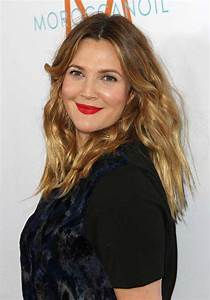 Drew barrymore hairstyles 2016