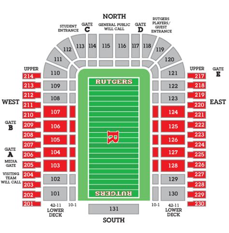 rutgers scarlet knights  football schedule