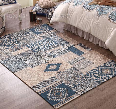 grand tapis chambre grand tapis pour chambre 12 idées de décoration
