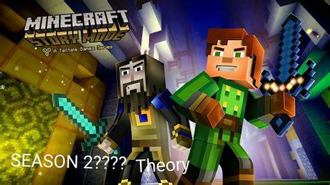 minecraft story mode season 2 theory