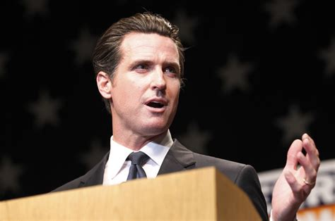 Newsom to Lawmakers: Don't Dodge Legalization Fight