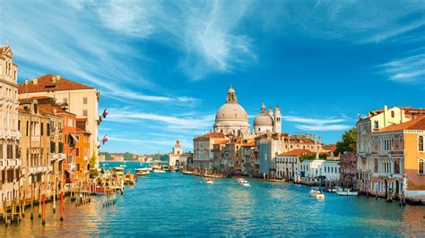 Grand Canal Venice Italy 4k Wallpapers Hd Wallpapers