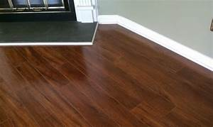 laminate flooring - Living Room - Raleigh - by 3D