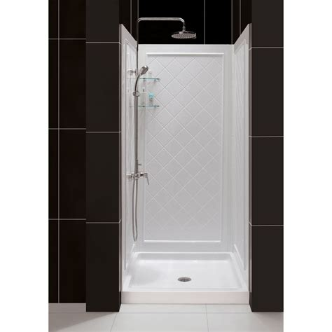 Shower Stalls & Kits  The Home Depot Canada. Rustic Storage Ottoman. Sterling Custom Homes. Black Sideboard. Bathroom Accessory Set. Tufted Mirror. Corian Vs Granite Countertops. Lighted Letters. Santa Fe Style Homes