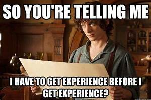 Florida Bar Tri... Funny Work Experience Quotes