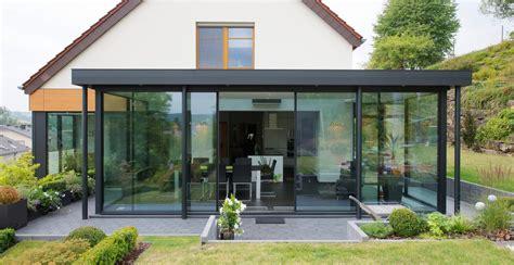 krenzer glashaus mit minimal windows krenzer wintergarten