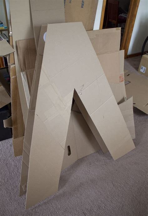 making giant letters   cardboard giant letters maker fun factory cardboard letters