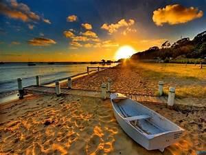Sunset Beach Wallpaper Free Download - Sunset Beach ...
