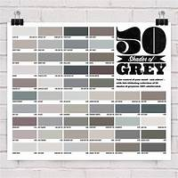 shades of grey color Spencer Alley: 50 Shades of Grey