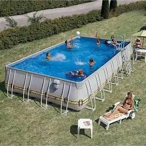 Preparation Terrain Pour Piscine Hors Sol Tubulaire : piscine hors sol tubulaire zodiac kd plus achat ~ Melissatoandfro.com Idées de Décoration