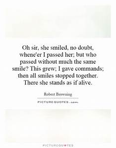 Oh sir, she smi... Same Smile Quotes