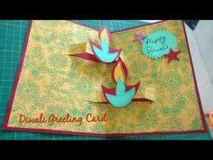 handmade diwali card google search handmade diwali