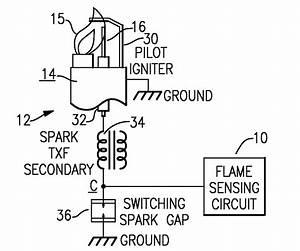 Patent Us20120288806 - Flame Sense Circuit For Gas Pilot Control