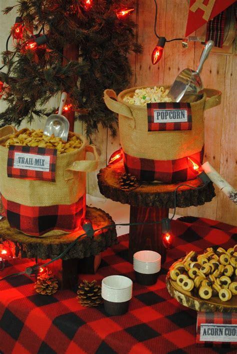 lumberjack party ideas   pinterest