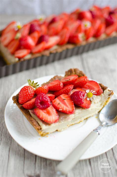 tarte aux fraises pate sablee tarte aux fraises ig bas avec p 226 te sabl 233 e et cr 232 me p 226 tissi 232 re
