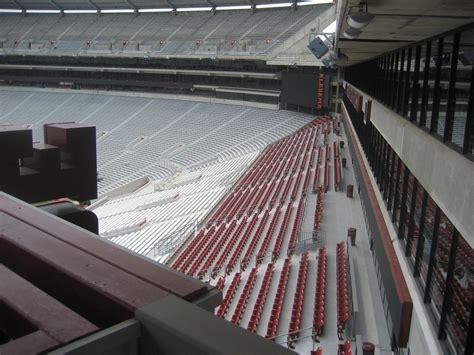 bryant denny stadium north zone  rateyourseatscom